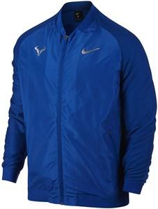 Куртка мужская Nike Court Rafa Blue  856465-433  fa17
