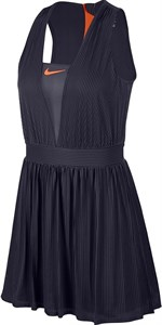 Платье женское Nike Court Dry Maria Gridiron/Hyper Crimson  AT5721-015  fa19