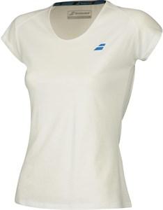 Футболка женская Babolat Core White  3WS18012-1000