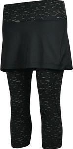 Юбка + капри для женщин Babolat Core Combi Phantom  3WS18152-3004