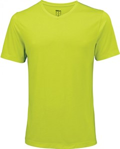 Футболка мужская Wilson Condition Lime  WRA760803  fa17