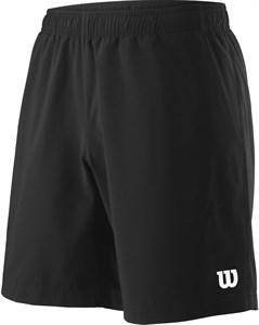 Шорты мужские Wilson Team 8 Inch Black  WRA765502  sp19