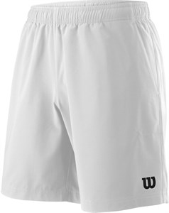 Шорты мужские Wilson Team 8 Inch White  WRA765501  sp19