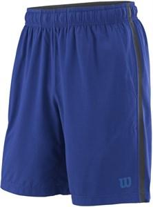 Шорты мужские Wilson UWII Woven 8 Inch Maz Blue/Dark Grey  WRA761603  sp18
