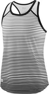 Майка для девочек Wilson Team Striped Black/White  WRA769801  sp18