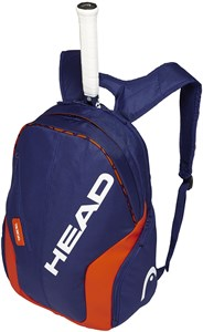 Рюкзак Head REBEL Blue/Orange  283339-BLOR