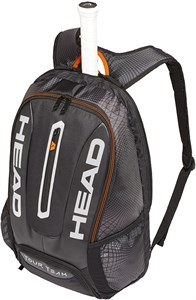 Рюкзак Head TOUR TEAM Black/Silver  283149-BKSI