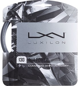 Комплект струн Luxilon ALU POWER Diamond 60 Years 1.30 (12.2 м)  WR8301101001