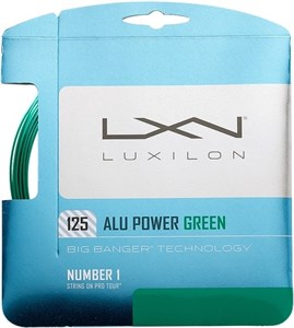 Комплект струн Luxilon ALU POWER Green 1.25 (12.2 м)  WRZ990220