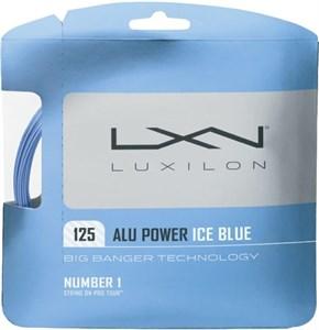 Комплект струн Luxilon ALU POWER Ice Blue 1.25 (12.2 м)  WRZ995100BL