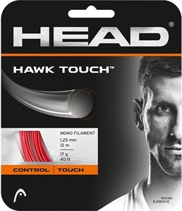 Струна теннисная Head Hawk Touch Red 1.25 (12 метров)