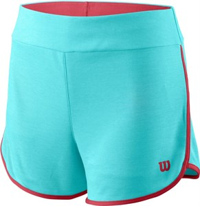 Шорты для девочек Wilson Core 3.5 Island Paradise  WRA753708  sp19