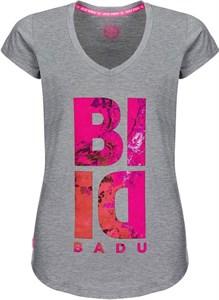 Футболка женская Bidi Badu Tala Lifestyle Grey  W354008191-GR
