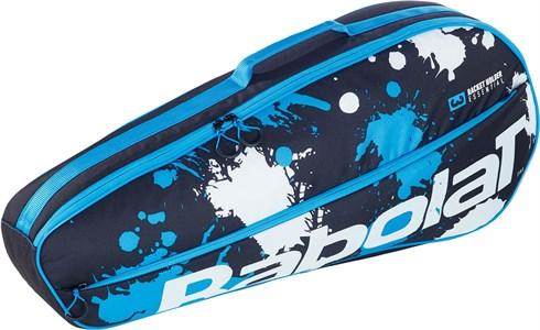 Сумка Babolat ESSENTIAL CLUB X3 Black/Blue/White  751202-164