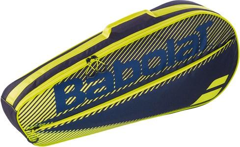 Сумка Babolat ESSENTIAL CLUB X3 Black/Yellow  751202-142