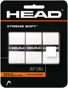 Овергрип Head XTREME SOFT X3 White  285104-WH