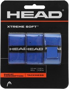 Овергрип Head XTREME SOFT X3 Blue  285104-BL