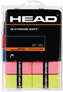 Овергрип Head XTREME SOFT X12 Assorted  285405-MX