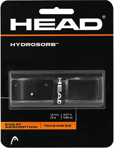 Основной грип Head HYDROSORB Black/Red  285014-BKRD
