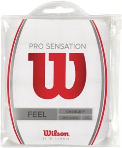 Овергрип Wilson PRO SENSATION X12 White  WRZ4011WH