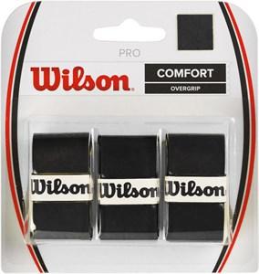 Овергрип Wilson Pro X3 Black  WRZ4014BK