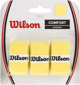 Овергрип Wilson PRO X3 Yellow  WRZ4014YE