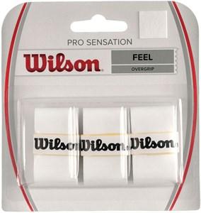 Овергрип Wilson Pro Sensation X3 White  WRZ4010WH