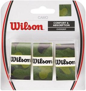 Овергрип Wilson CAMO X3 Green  WRZ470850