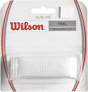 Основной грип Wilson SUBLIME White  WRZ4202WH