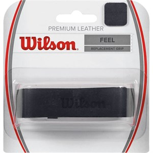 Основной грип Wilson PREMIUM LETHER Black  WRZ470300