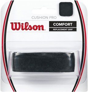 Основной грип Wilson CUSHION PRO Black  WRZ4209BK