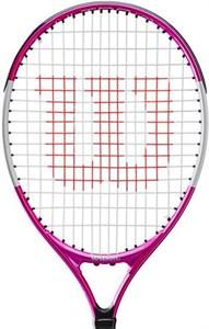 Ракетка теннисная детская Wilson Ultra Pink 21  WR028010