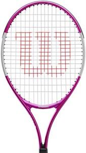 Ракетка теннисная детская Wilson Ultra Pink 25  WR027810
