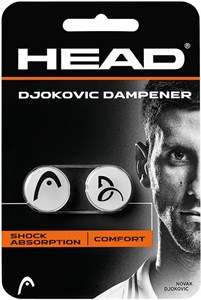 Виброгаситель Head DJOKOVIC DAMPENER X2 White  285704