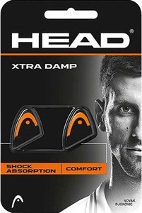 Виброгаситель Head XTRA DAMP X2 Black/Orange  285511-OR