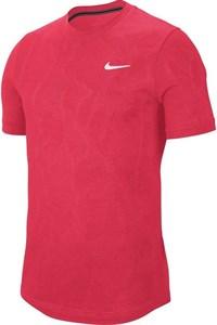 Футболка мужская Nike Court Dry Challenger Laser Crimson/White  BV0766-644  sp20