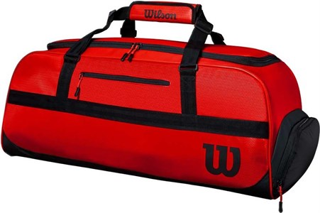 Сумка Wilson TOUR DUFFLE Infrared/Black  WR8002702001