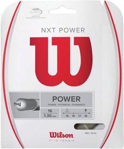 Струна теннисная Wilson NXT Power 1.30 (12.2 метров)