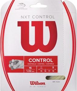 Комплект струн Wilson NXT CONTROL 1.32 (12.2 m)  WRZ941900