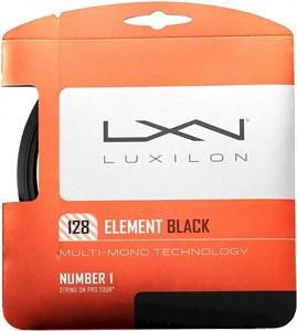 Комплект струн Luxilon ELEMENT Black 1.28 (12.2 м)  WRZ990410