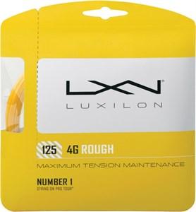 Комплект струн Luxilon 4G ROUGH 1.25 (12м)  WRZ997114