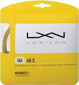 Комплект струн Luxilon 4G S 1.41 (12м)  WRZ997113