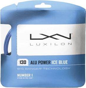 Комплект струн Luxilon ALU POWER Ice Blue 1.30 (12.2 м)  WRZ998130