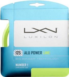 Комплект струн Luxilon ALU POWER Lime 1.25 (12.2 м)  WRZ990240