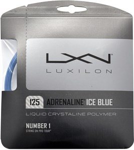 Комплект струн Luxilon ADRENALINE Ice Blue 1.25 (12.2 м)  WRZ992501