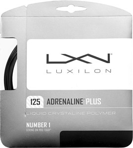 Комплект струн Luxilon ADRENALINE PLUS Black 1.25 (12.2 м)  WRZ993810