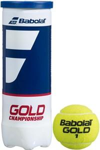 Мячи Babolat GOLD Championship 3 BALLS  501084