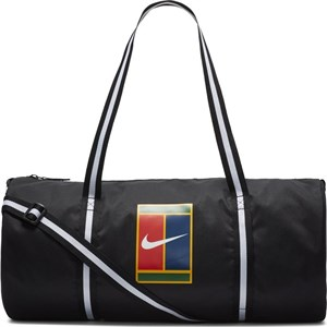 Сумка Nike Court Heritage86 Tennis Duffel Black  CV8976-010  sp20
