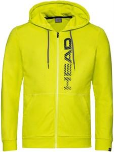 Кофта мужская Head Club Fynn Yellow/Dark Blue  811459-YWDB  su20