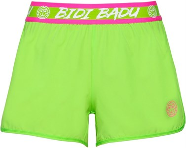 Шорты для девочек Bidi Badu Grey Tech (2 In 1) Neon Green/Pink  G318009203-NGNPK